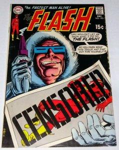 Flash #193 (5.0) Silver Age DC ID#17D