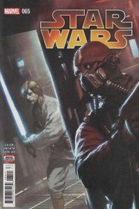 Star Wars (2015 series) #65, NM + (Stock photo)