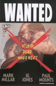 Wanted (Image) #6C VF/NM; Image | save on shipping - details inside