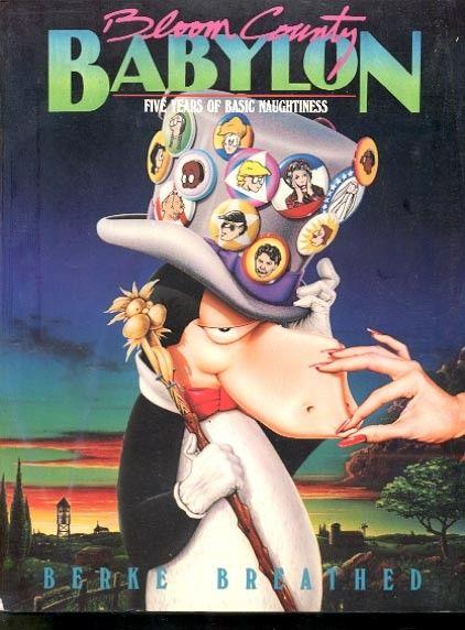 BLOOM COUNTY BABYLON-BERKE BREATHED BOOK