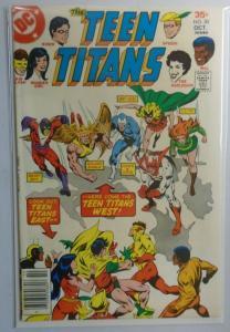 Teen Titans (1st Series) #50, 1st revival original Bat-Girl 5.0 (1977)