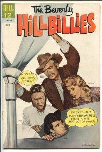 Beverly Hillbilles #13 1966-Dell-TV series-Buddy Ebsen-Donna Douglas-VG-