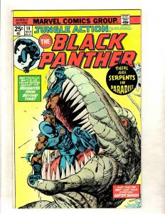 Jungle Action # 14 VF/NM Marvel Comic Book Black Panther Wakanda Vibranium FM5