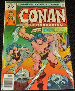 Conan the Barbarian #65 (1976)