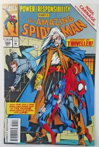 Amazing Spider-Man #394  Carnage APPEARANCE  NM+ Marvel Comic '94