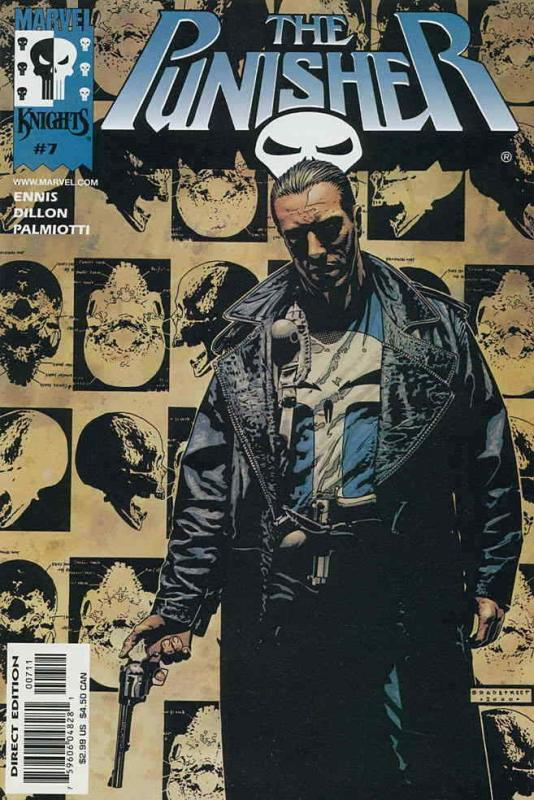 Punisher (5th Series) #7 VF; Marvel | save on shipping - details inside