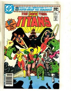 New Teen Titans # 1 VF/NM DC Comic Book Raven Cyborg Beast Boy Flash HJ9