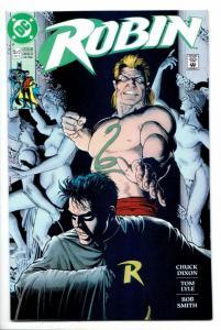 Robin #5 (DC, 1991) VF