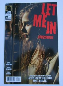 Let Me In Crossroads #1 NM/MT 9.6-9.8 Rare Red Foil Variant Cover Dark Horse