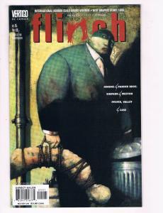 Flinch #15 FN DC Vertigo Comics Comic Book 2000 DE29