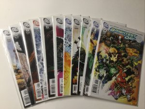 Brightest Day Plus Tie-ins 86 Issue Lot vf-nm very fine-near mint dc comics