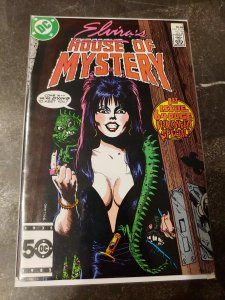 HOUSE OF MYSTERY #1 GIANT SIZE ISSUE VF