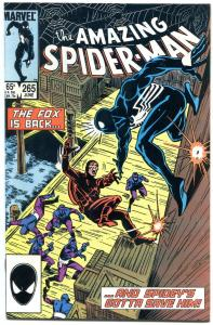 AMAZING SPIDER-MAN #265-1985-MARVEL-- NM-   --first silver sable! hot book