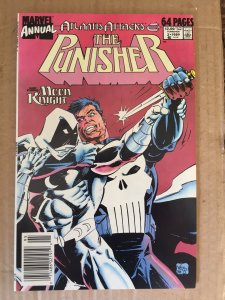 The Punisher 2-1989 Annual