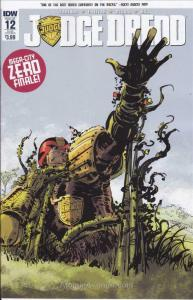 Judge Dredd (5th Series) #12A FN; IDW | save on shipping - details inside