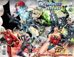 DC Universe Online Legends #1 VF/NM; DC | save on shipping - details inside