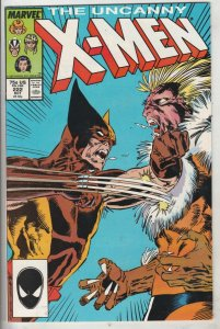 X-Men #222 (Oct-87) NM/NM- High-Grade X-Men