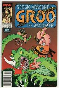 Sergio Aragone's Groo The Wanderer #67 (Marvel, 1990) VG