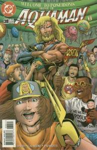 Aquaman (1994 series) #38, NM + (Stock photo)