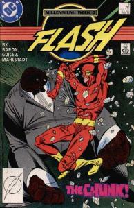 Flash (1987 series) #9, VF- (Stock photo)