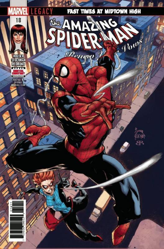 Amazing Spider-Man Renew Your Vows #18 (Marvel, 2018) NM