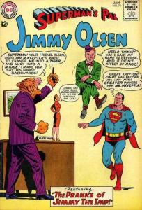 Superman's Pal Jimmy Olsen (1954 series) #74, Fine (Stock photo)