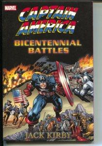 Captain America: Bicentennial Battles-Jack Kirby-2016-PB-VG/FN