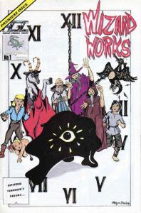 Wizard Works #1 FN; Fantasy General   save on shipping - details inside