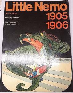 LITTLE NEMO SC 1905-1906 WINSOR MCCAY 1976 NOSTALGIA PRESS