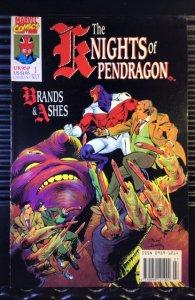 Knights of Pendragon (UK) #1 (1990)