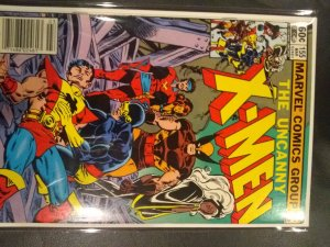 Marvel Comics Group The uncanny X Men #155