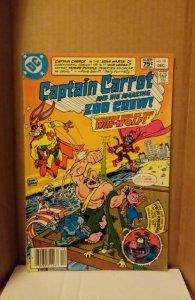 Captain Carrot and His Amazing Zoo Crew #10 (1982)