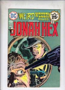 Weird Western Tales #26 (Aug-73) VF High-Grade Jonah Hex