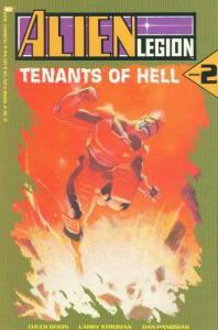 Alien Legion: Tenants of Hell #2, NM (Stock photo)