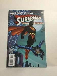 DC Comics Presents Superman 100 Page Spectacular 4 Nm Near Mint