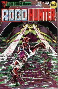 Robo-Hunter #3, VF (Stock photo)