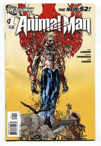 Animal Man #1 2011-comic book-NEW 52-EARLY ISSUE-VF/NM