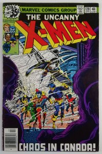 The Uncanny X-Men #120 - 1st App of Alpha Flight  -  Newsstand - Marvel 1979
