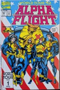 Alpha Flight #107 (1992)