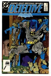 Detective Comics #585 1988-First appearance of Ratcatcher - DC