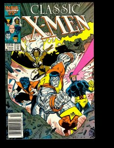 12 Classic X-Men Marvel Comics #7 8 9 10 11 12 13 14 15 16 17 18 Wolverine J409