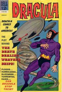 Dracula (Dell) #3 VG; Dell   low grade comic - save on shipping - details inside