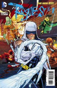 Flash, The (4th Series) #23.3A VF/NM; DC | save on shipping - details inside