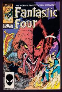 Fantastic Four #277 (Apr 1985, Marvel) 9.4 NM
