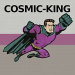 Cosmic-King Missouri Comics
