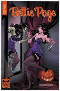 Bettie Page Halloween Special #1 One Shot (Dynamite, 2018) NM