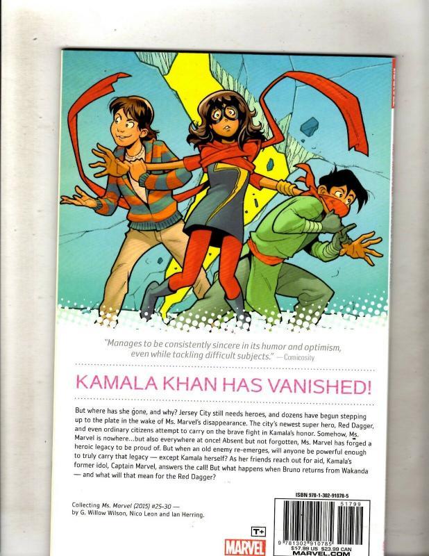 Marvel Teenage Wasteland # 9 Marvel Comics Graphic Novel TPB Comic Book J352 Ms