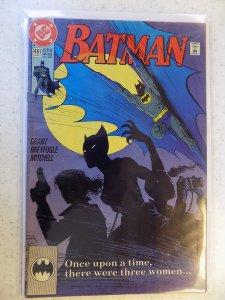 BATMAN # 461