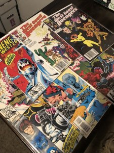 West Coast Avengers 7 pack