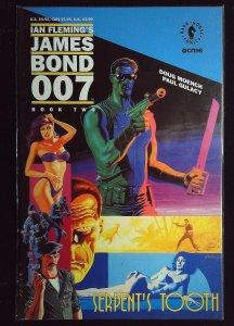 James Bond 007: Serpent's Tooth #2 (1992)